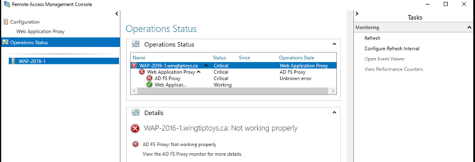 Install, Configure ADFS 2016 role for O365 Single Sign On
